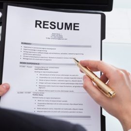 Beating the Resumé Screener
