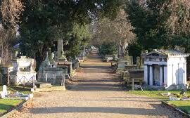 Is it Acceptable to Run in a Graveyard?