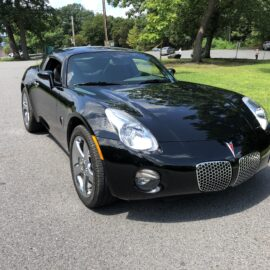 Is the 1-of-1266 Pontiac Solstice Coupe Actually Collectible?